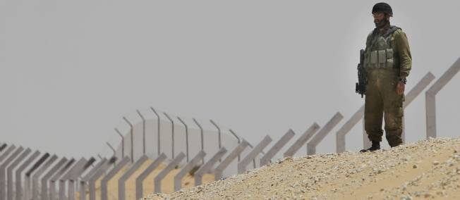 Le Sinaï, tombeau des migrants vers Israël